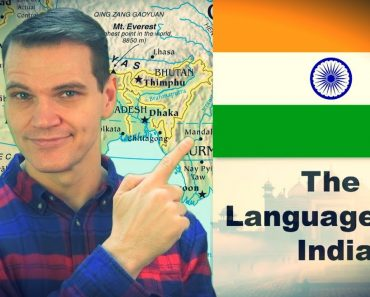The *Many* Languages of INDIA!