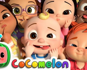 Funny Face Song | CoCoMelon Nursery Rhymes & Kids Songs