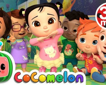 Funny Face Song + More Nursery Rhymes & Kids Songs - CoCoMelon