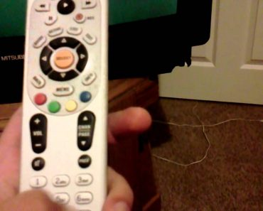How to program your DIRECTV remote control
