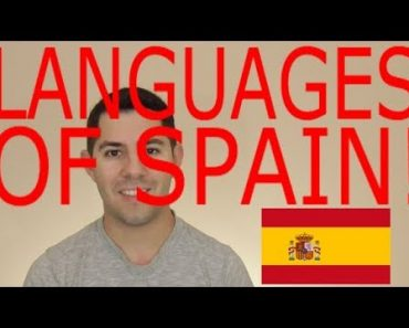 Languages of SPAIN! (Languages of the World Episode 12)