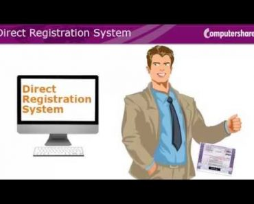 Overview of the Direct Registration System
