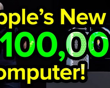 $100,000 Mac Pro!? Apple's Most Expensive Computer!